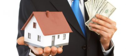 financing real estate income property
