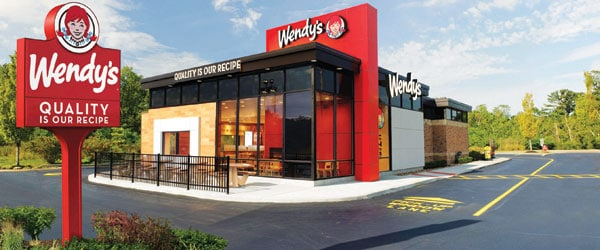 Real Estate Investing Wendy's
