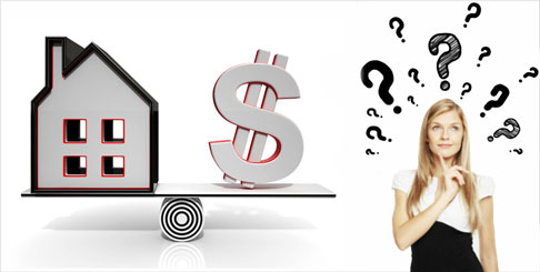 cash out refinancing questions
