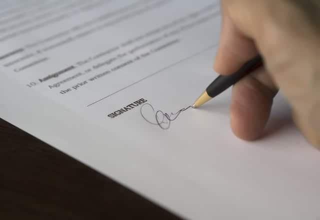 short or long term commercial lease