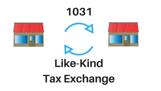 like-kind properties for 1031 exchange
