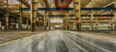 industrial real estate property