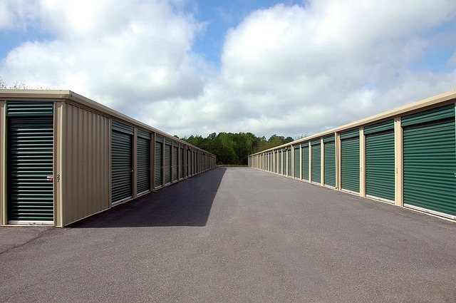 commercial real estate self-storage