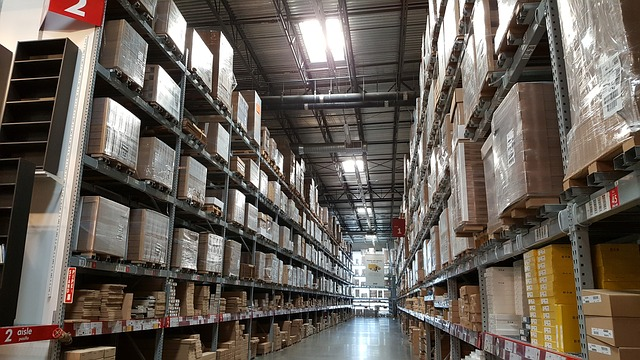 commercial real estate warehouse