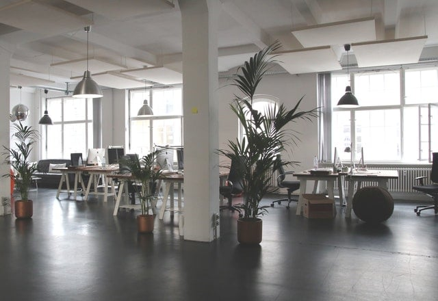office space type of flex space