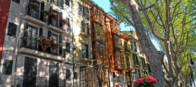 multifamily buildings in a great location
