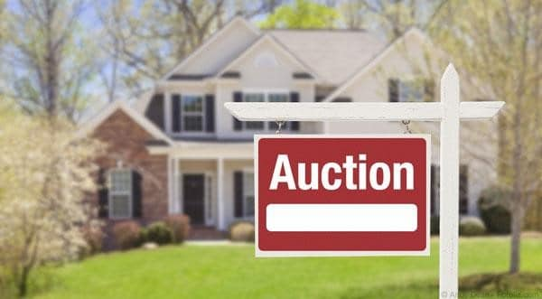 commercial real estate property auctions