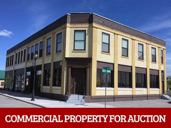 commercial property for auction