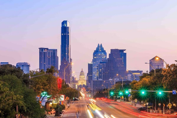austin commercial income properties