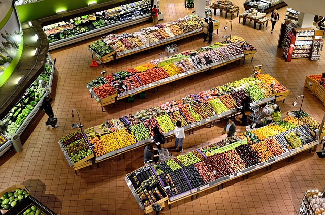Grocery Anchored Shopping Centers