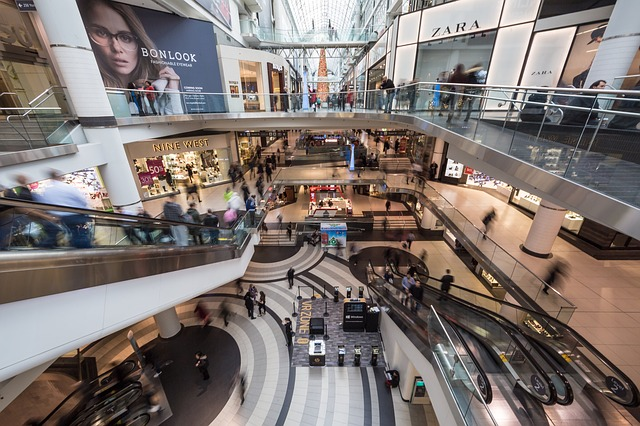 are shopping centers a good investment