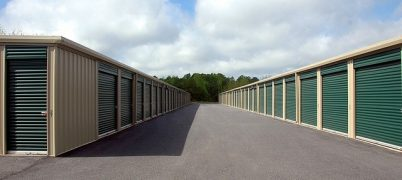 determine the value of a self-storage property