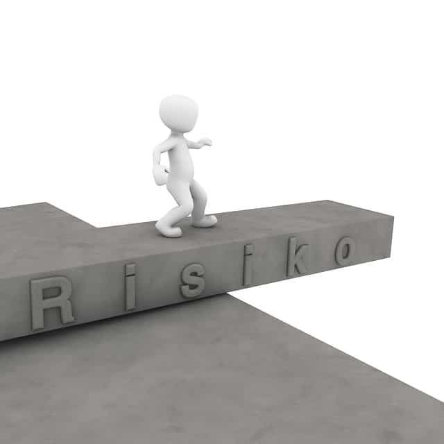 some amount of risk is necessary in order to accrue profit