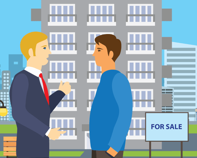 negotiation phase between buyers and sellers