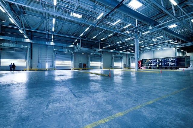 warehouses are becoming popular