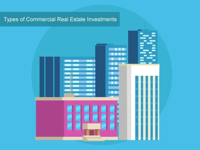 commercial real estate investing types