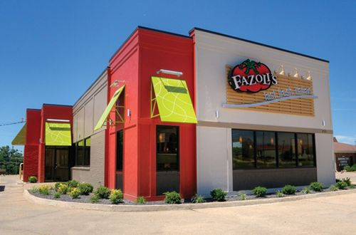 Just Closed: Corporate Fazoli's (Winchester KY)