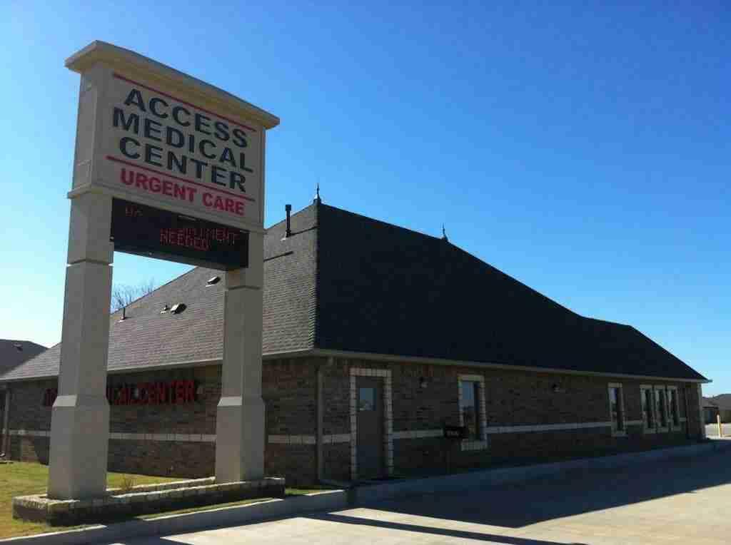 AMC Urgent Care commercial property