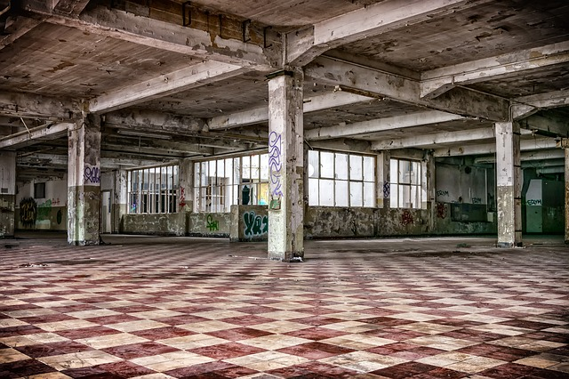 analyzing old commercial properties