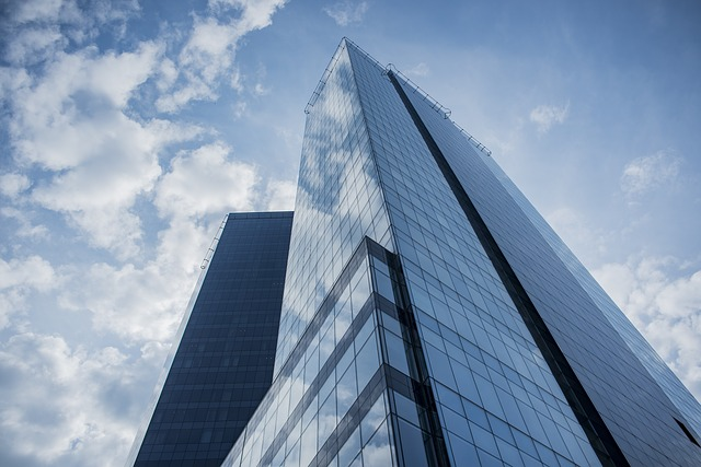 Diversify According to the Amount Of Management Required - Skyscraper