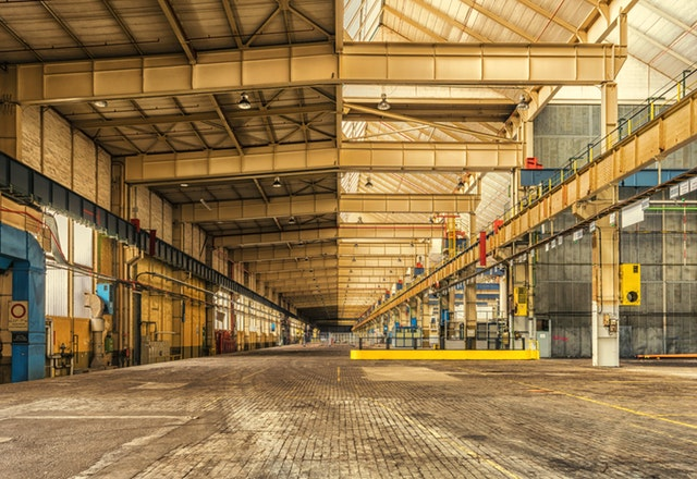 renovate your warehouse to invest in industrial property