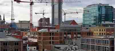 revamp the triple net industrial property