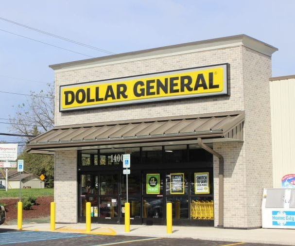 Rare Relocation Dollar General Purchase