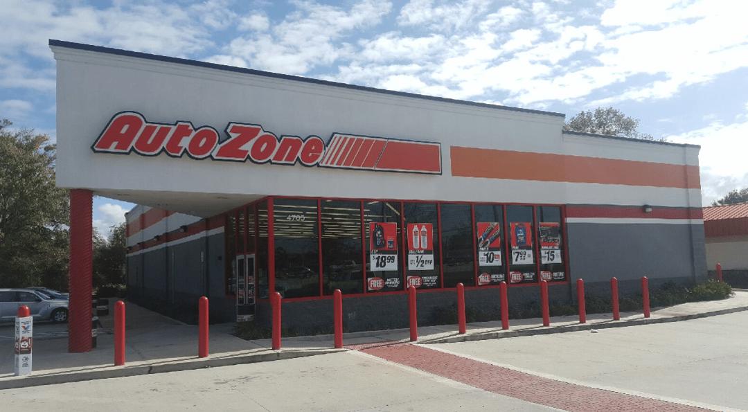 Autozone Richmond VA