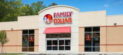 St Louis Family Dollar Store Front