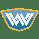 Westwood Logo in blue/gold