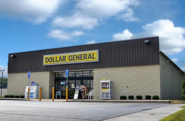 Dollar General  Jennings LA