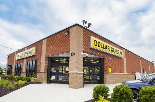 Dollar General  Milville NJ