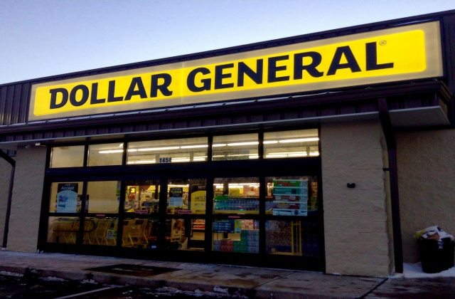 Dollar General  Celina OH
