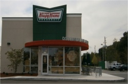 Krispy Kreme 3536 Hillsborough Road Durham NC 27705