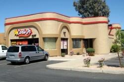 Carl's Jr. 1210 N. Scottsdale Rd Tempe AZ