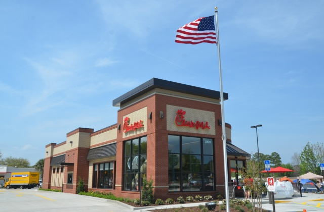 Chick-fil-a Ground Lease  Spring TX